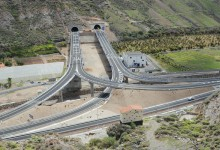 Carretera Autopista GC-1. Tramo: Puerto Rico – Mogán