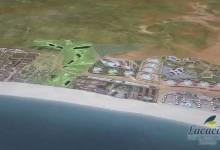 """Proyecto de Urbanización del Plan """"Praia de Lacacäo"""""""